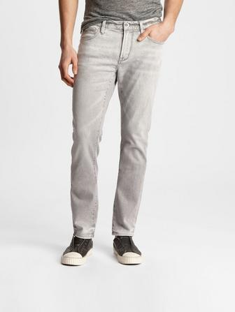 WIGHT FIT ZIP JEAN