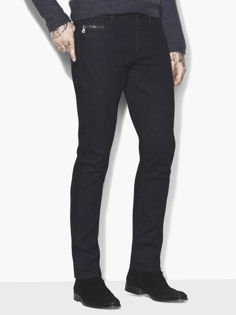 CHELSEA ZIP POCKET JEAN