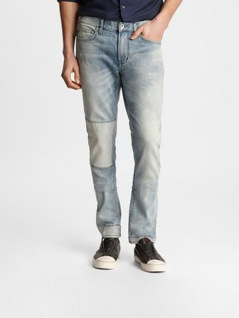WIGHT FIT JEAN - SMITH WASH