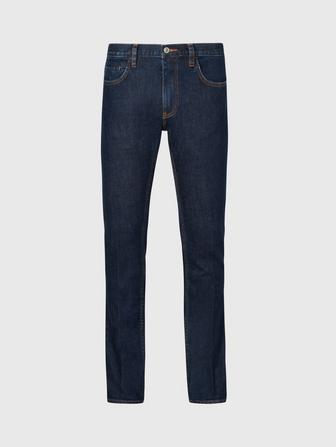 SELVEDGE WOODWARD CREASED JEAN