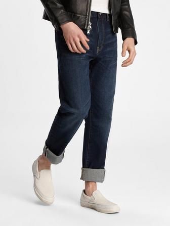 GARAGE FIT SELVEDGE JEAN