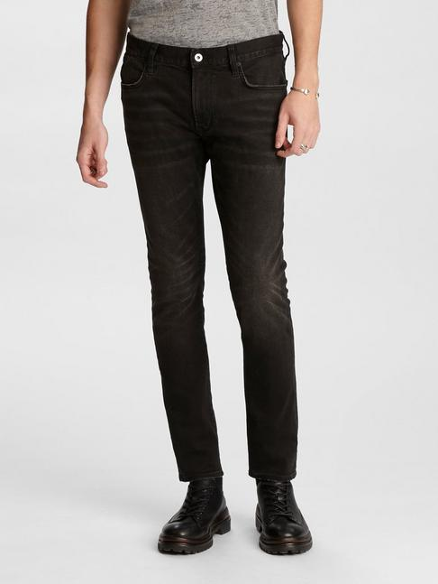 Matchstick Fit Jean - Dark Rider Wash