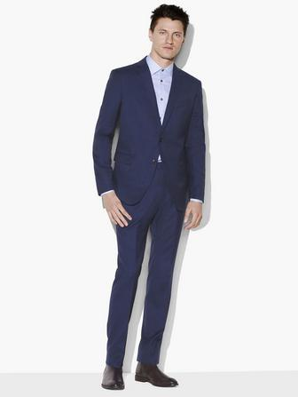 SPORT COAT BLEEKER ST BASKETWEAVE
