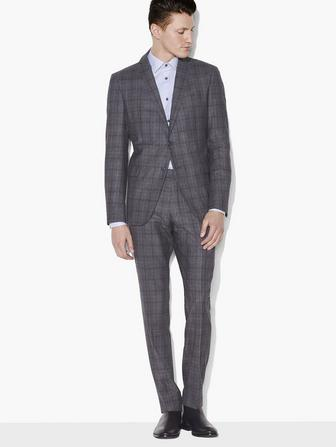 BLEEKER ST WINDOWPANE SUIT SEPERATE