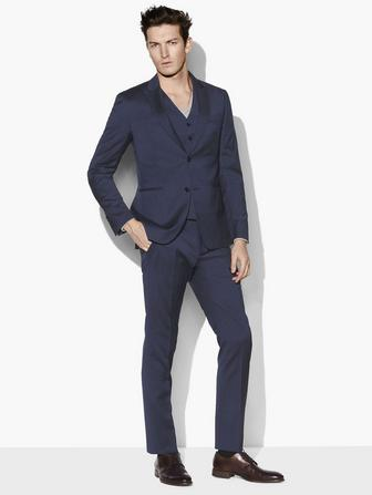 AUSTIN THREE-PIECE SUIT