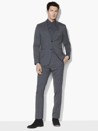 AUSTIN WINDOWPANE SUIT