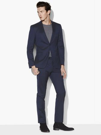JAKE CROSSHATCH SUIT