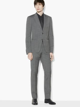 JAKE HOUNDSTOOTH SUIT