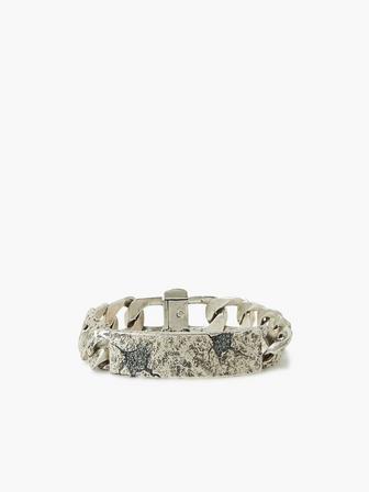 Sterling Silver I.D. Bracelet