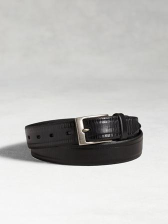 Artisan Creased Edge Belt