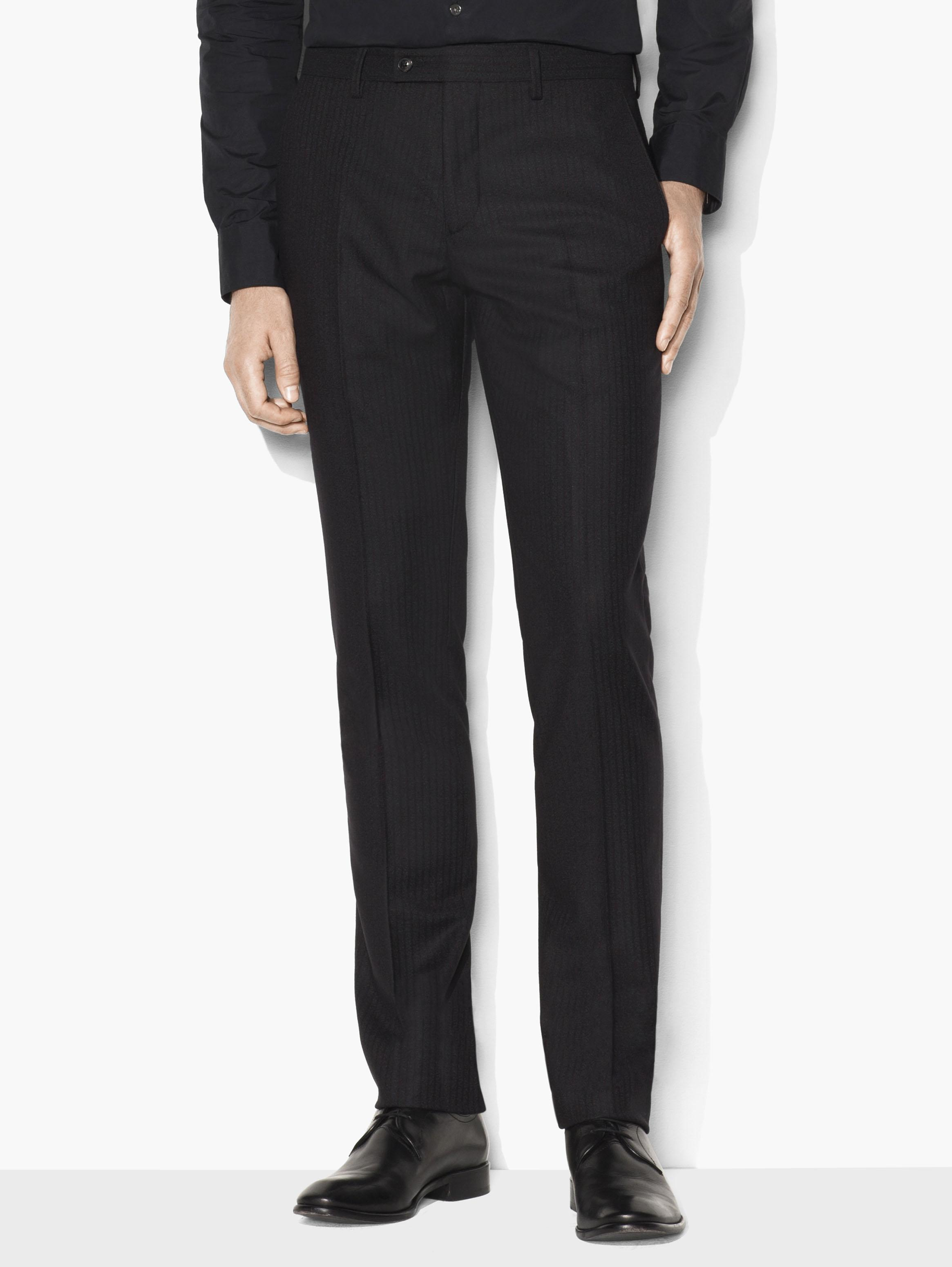 Austin Stripe Dress Pant