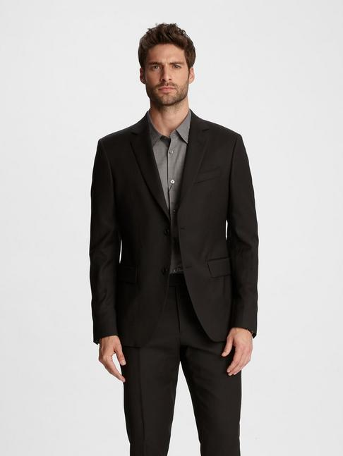 AUSTIN FIT:   2 BUTTON NOTCH LAPEL SPORTCOAT