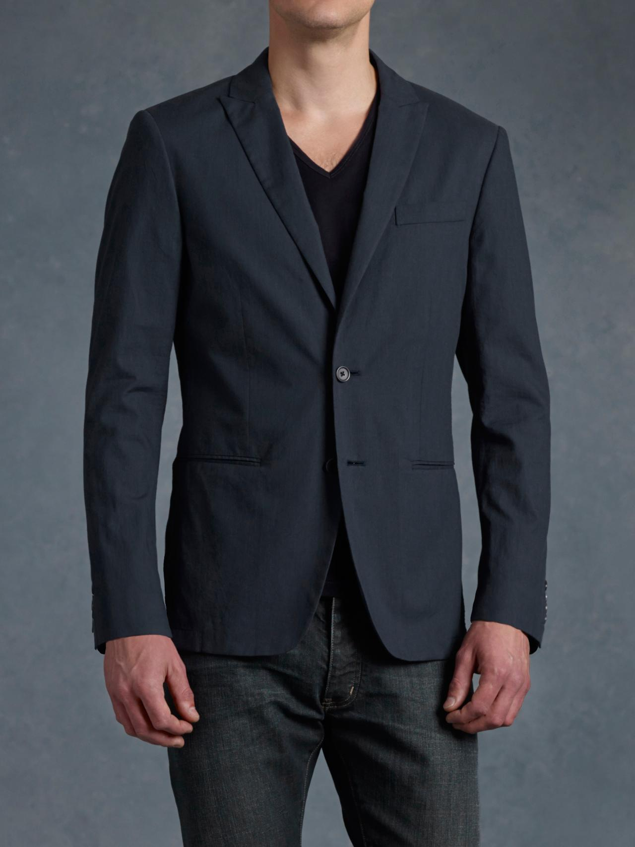 Two Button Soft Jacket