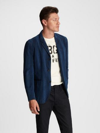 TUCKER NOTCH LAPEL JACKET