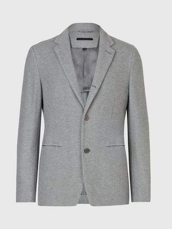 JUSTIN 2 TO 4 BUTTON JACKET WITH ZIP POCKETS