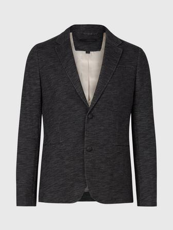 ERIK 2-BUTTON NOTCH LAPEL SOFT JACKET