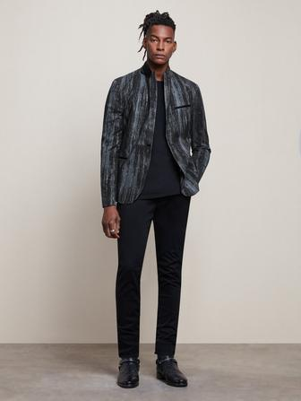 JAKE JACQUARD JACKET