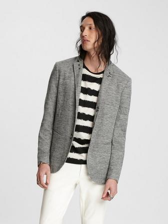 Hook & Bar Knit Jacket