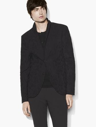 Jacquard Soft Jacket