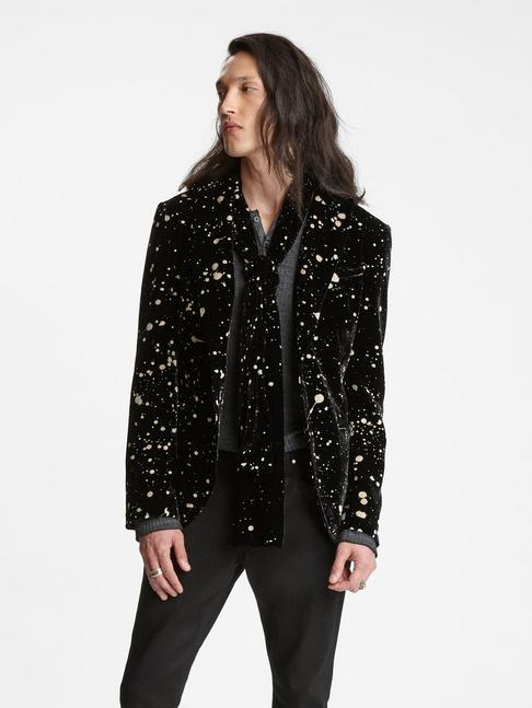 Led Zeppelin Velvet Jacket