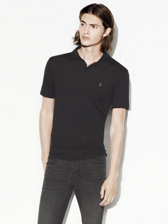 PIMA COTTON PEACE POLO