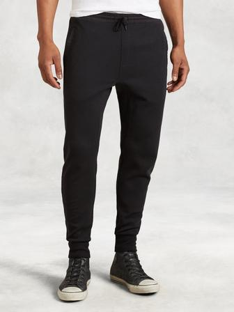 Drawcord Knit Sweatpant