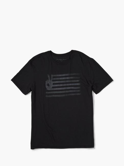 Peace Flag Graphic Tee