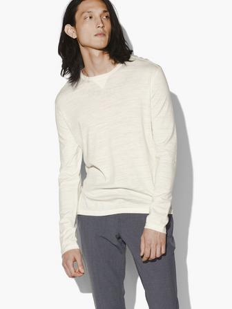 PIMA COTTON CREWNECK