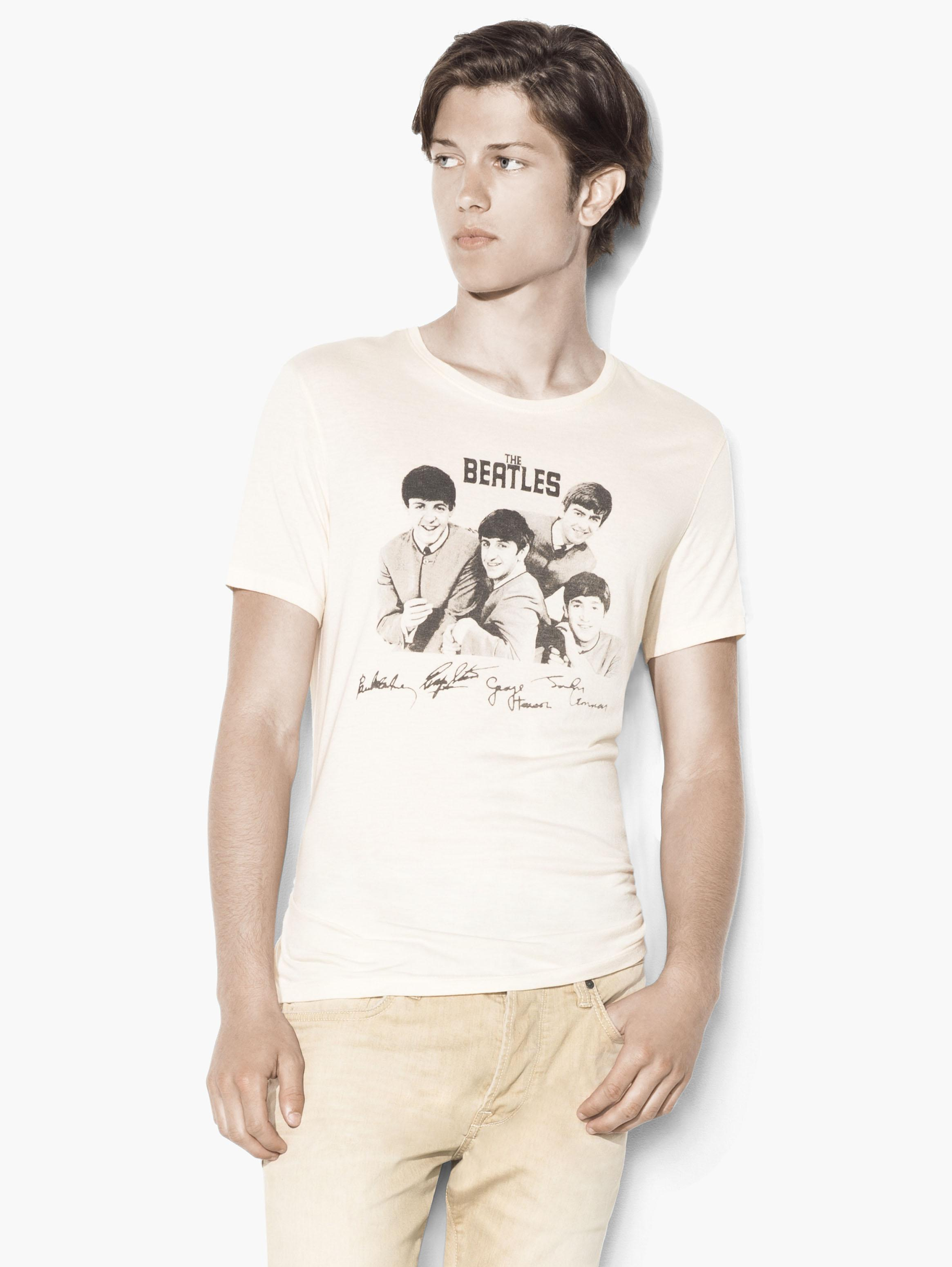Beatles Signature Tee