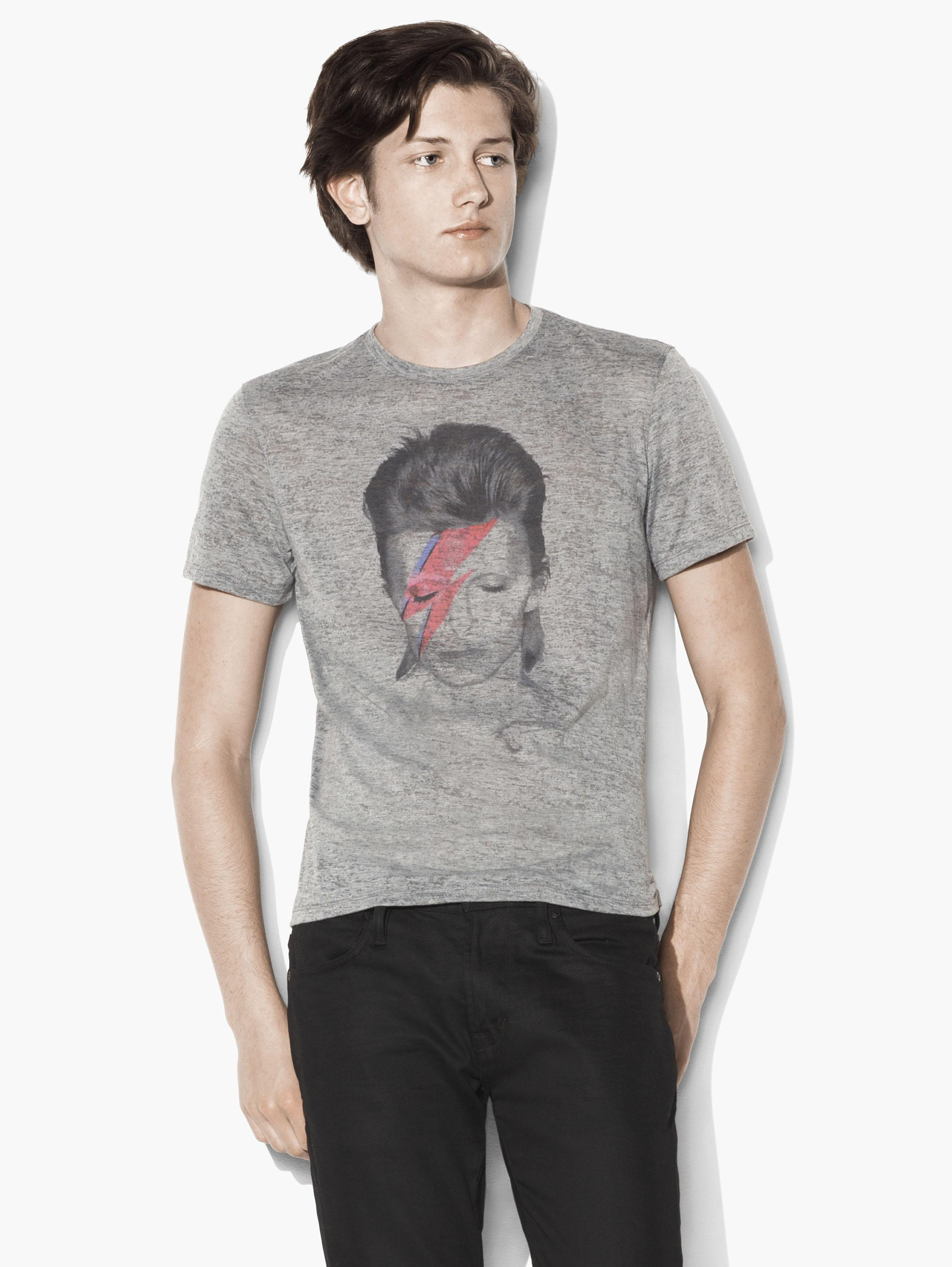 David Bowie Portrait Tee
