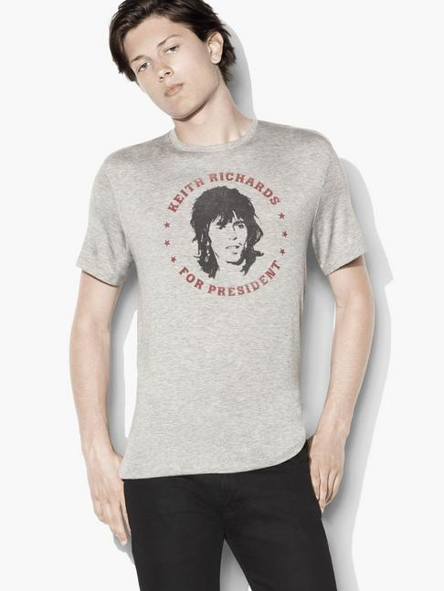 Keith Richards for President Graphic Tee