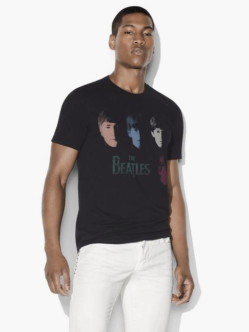 The Beatles Faces Tee