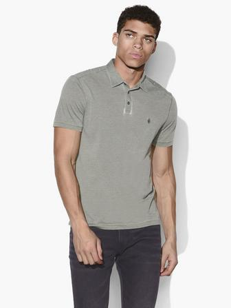 ANTON BURNOUT PEACE POLO