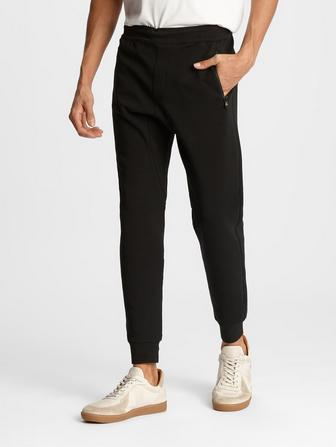 MARLON INTERLOCK SWEATPANTS