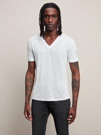 4ec46bf6 Men's Designer T-Shirts - Henleys, V-Neck Tees, Polos | John Varvatos