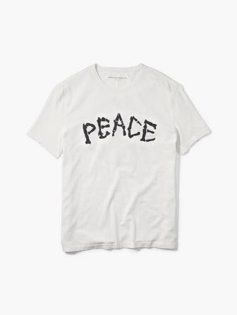 SKELETON PEACE TEE