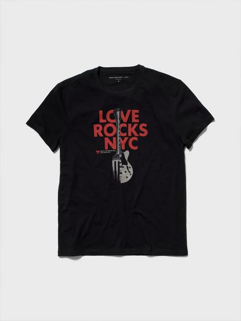 LOVE ROCKS NYC! TEE