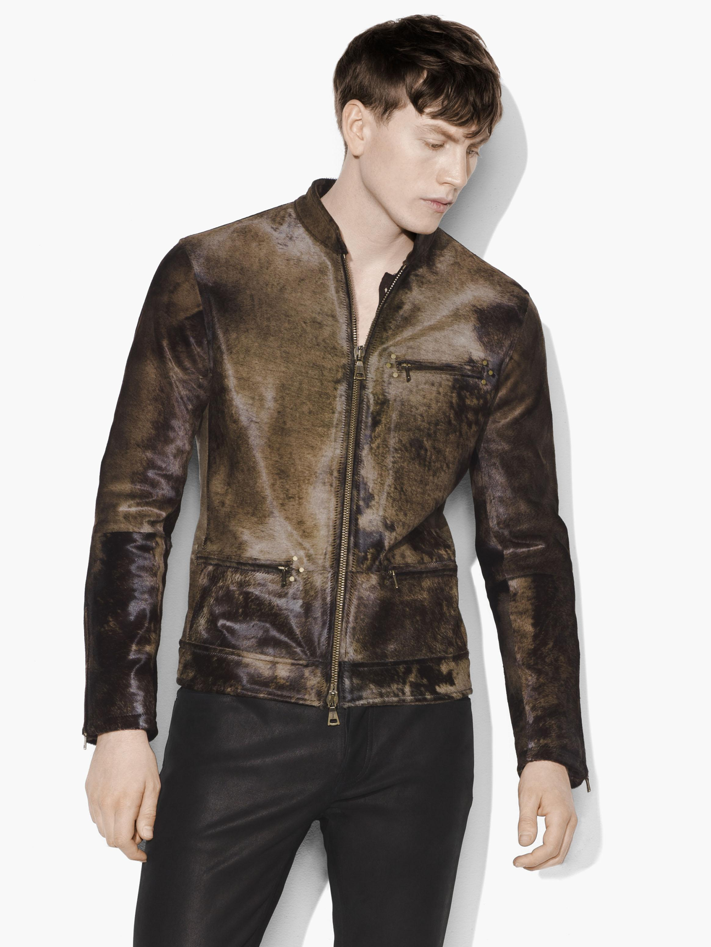 Leather Jackets | John Varvatos