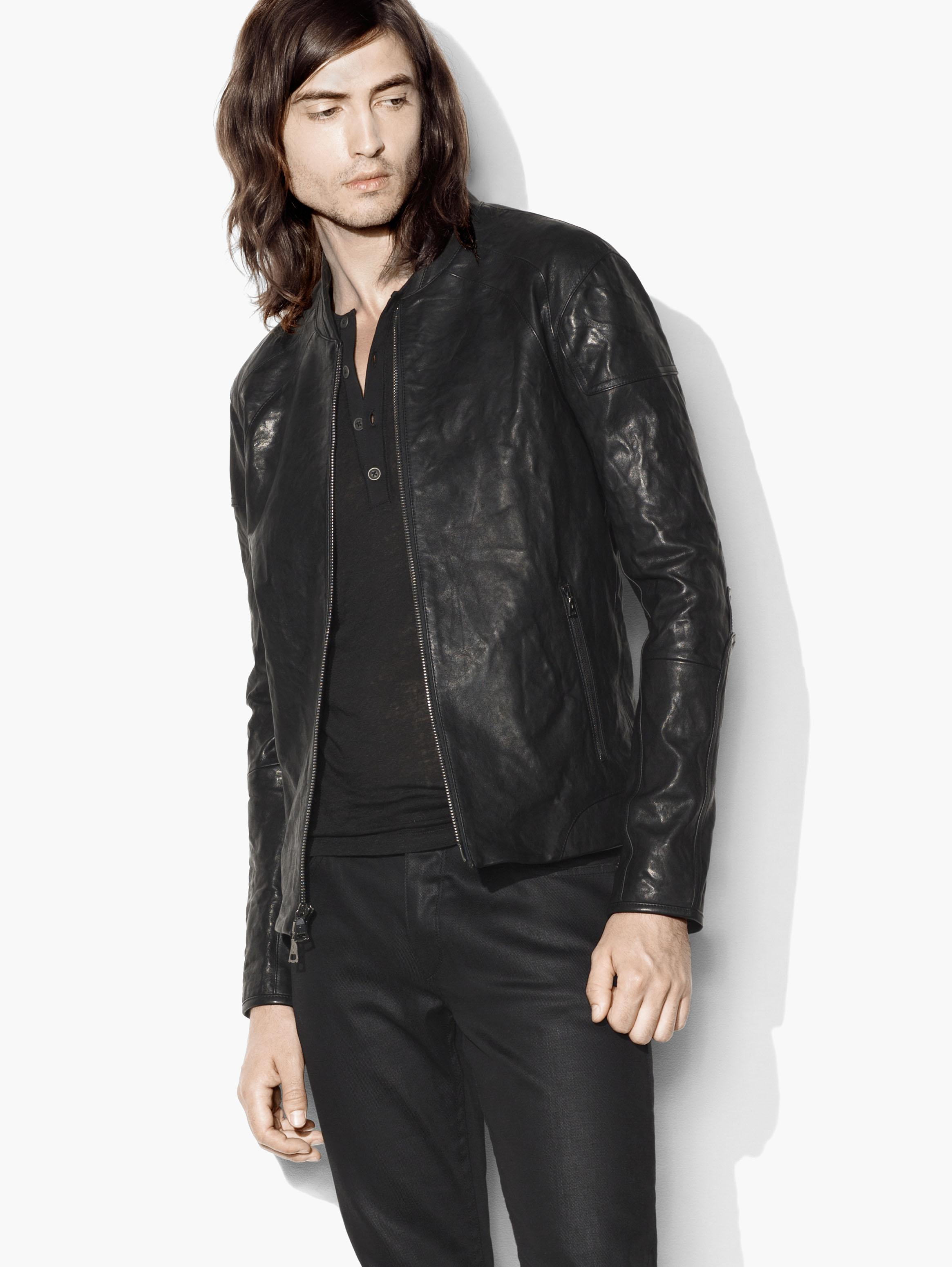 Leather Jackets John Varvatos
