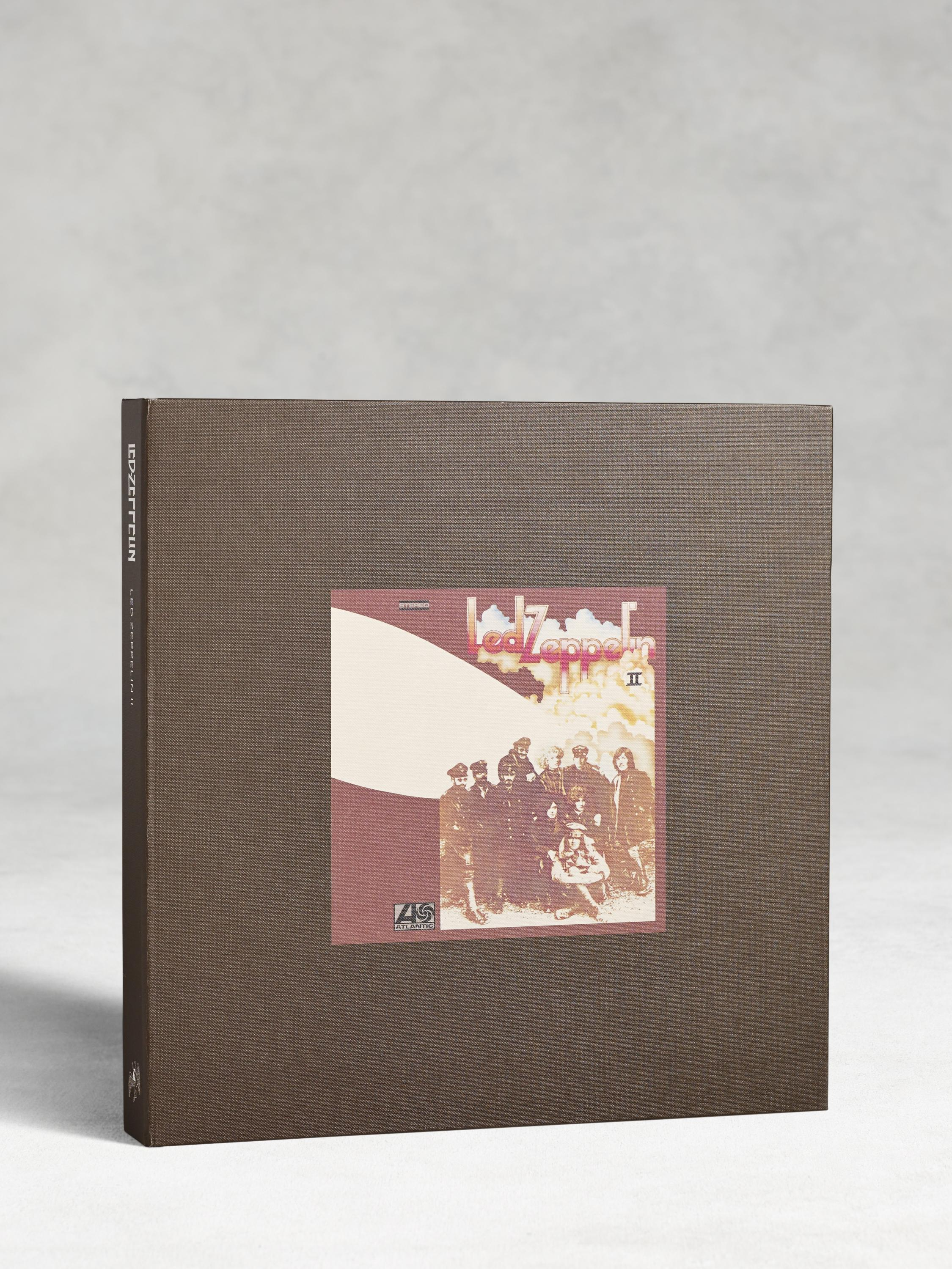 Led Zeppelin - Led Zeppelin II Super Deluxe Edition Box Set
