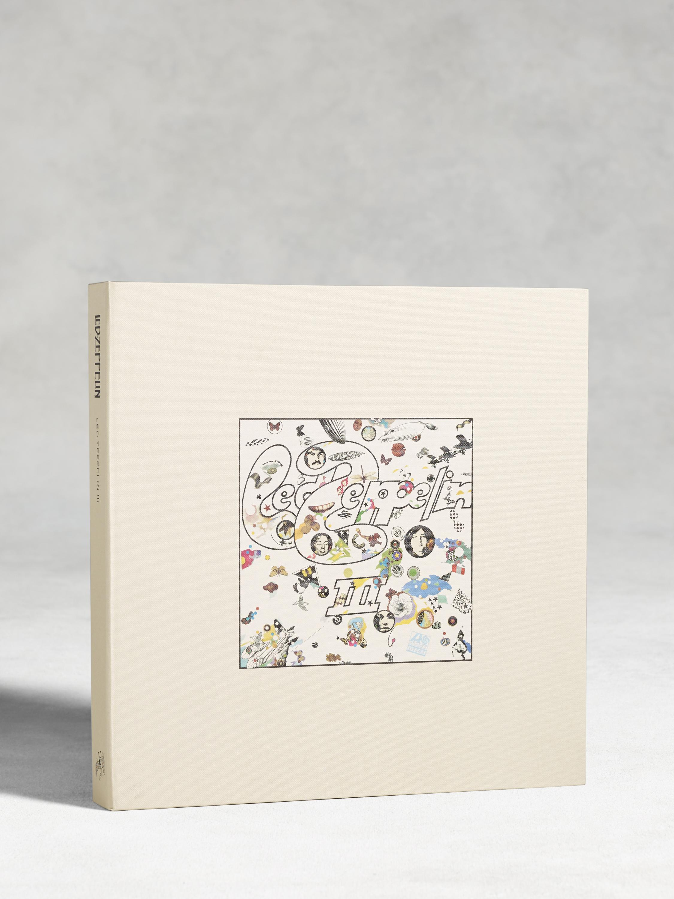 Led Zeppelin - Led Zeppelin III Super Deluxe Edition Box Set
