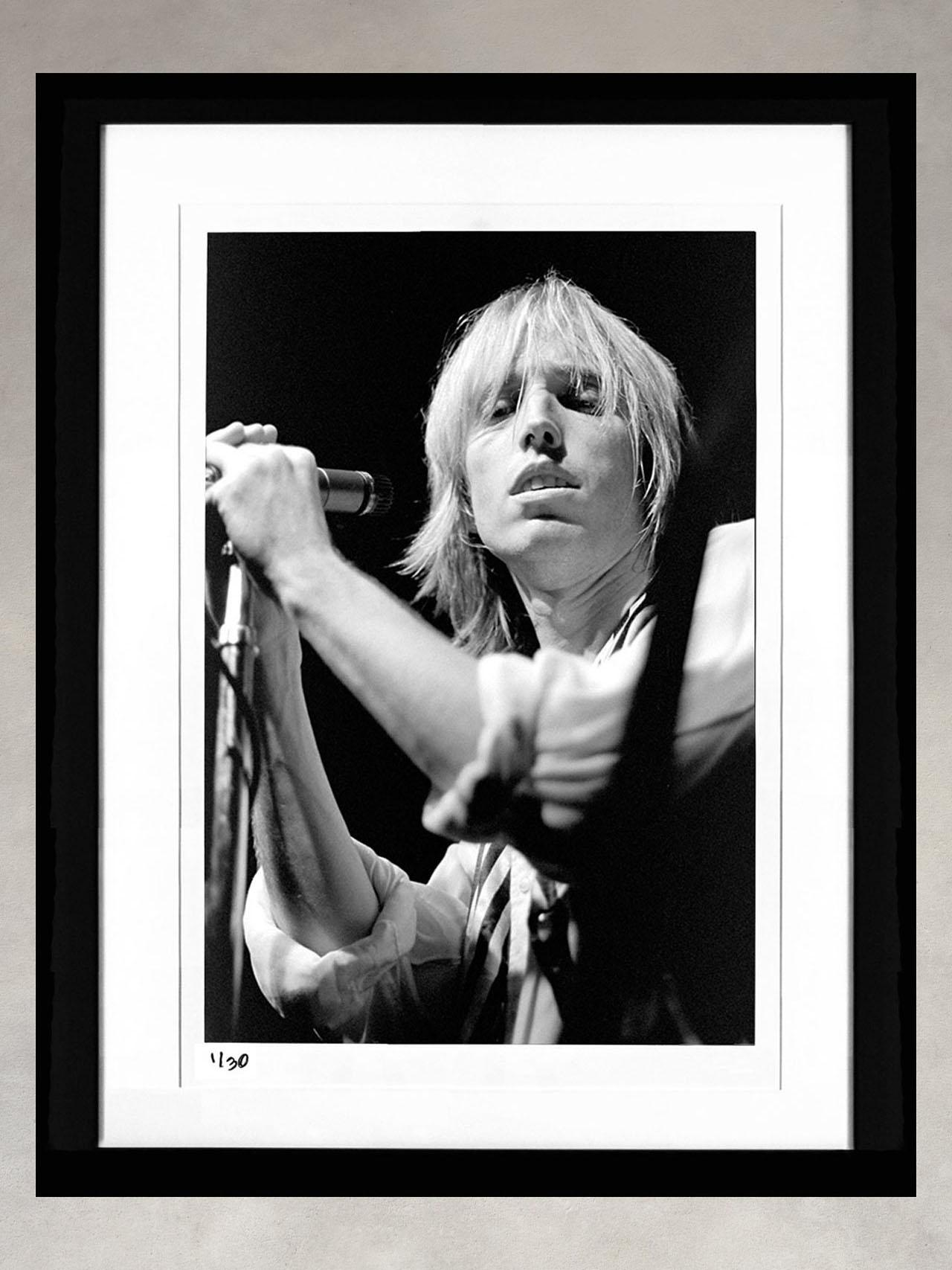 Tom Petty by Ron Pownall