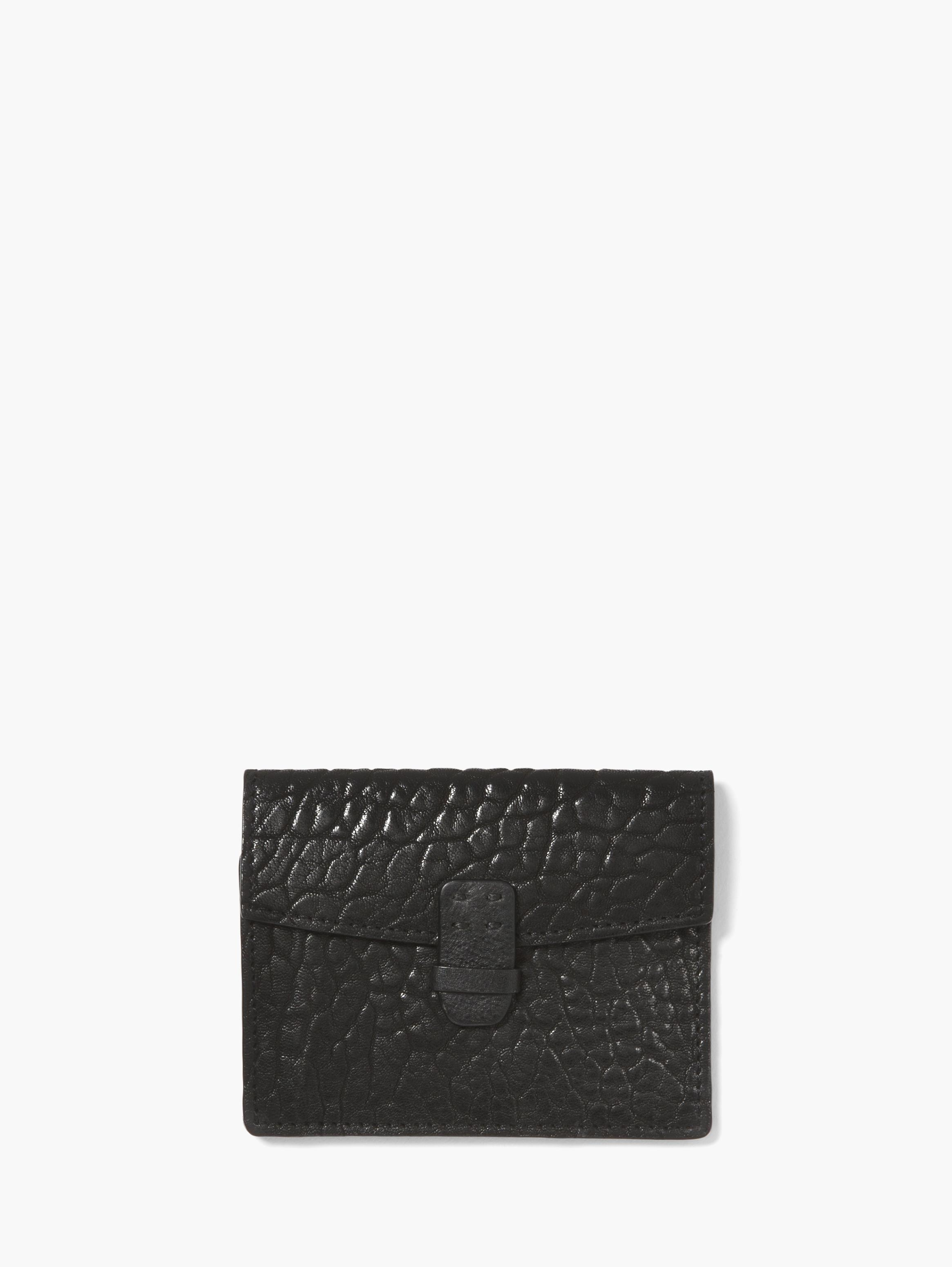 Leather Card & Coin Case