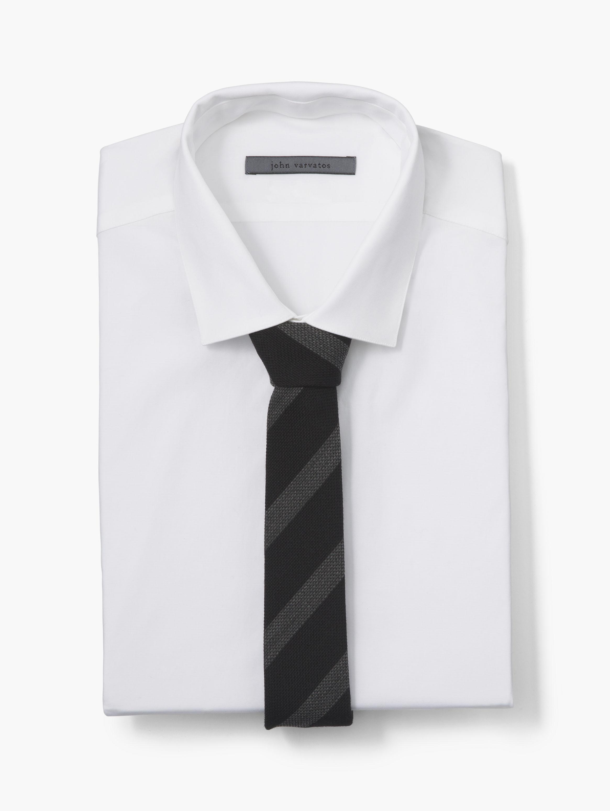 Collection Striped Skinny Tie