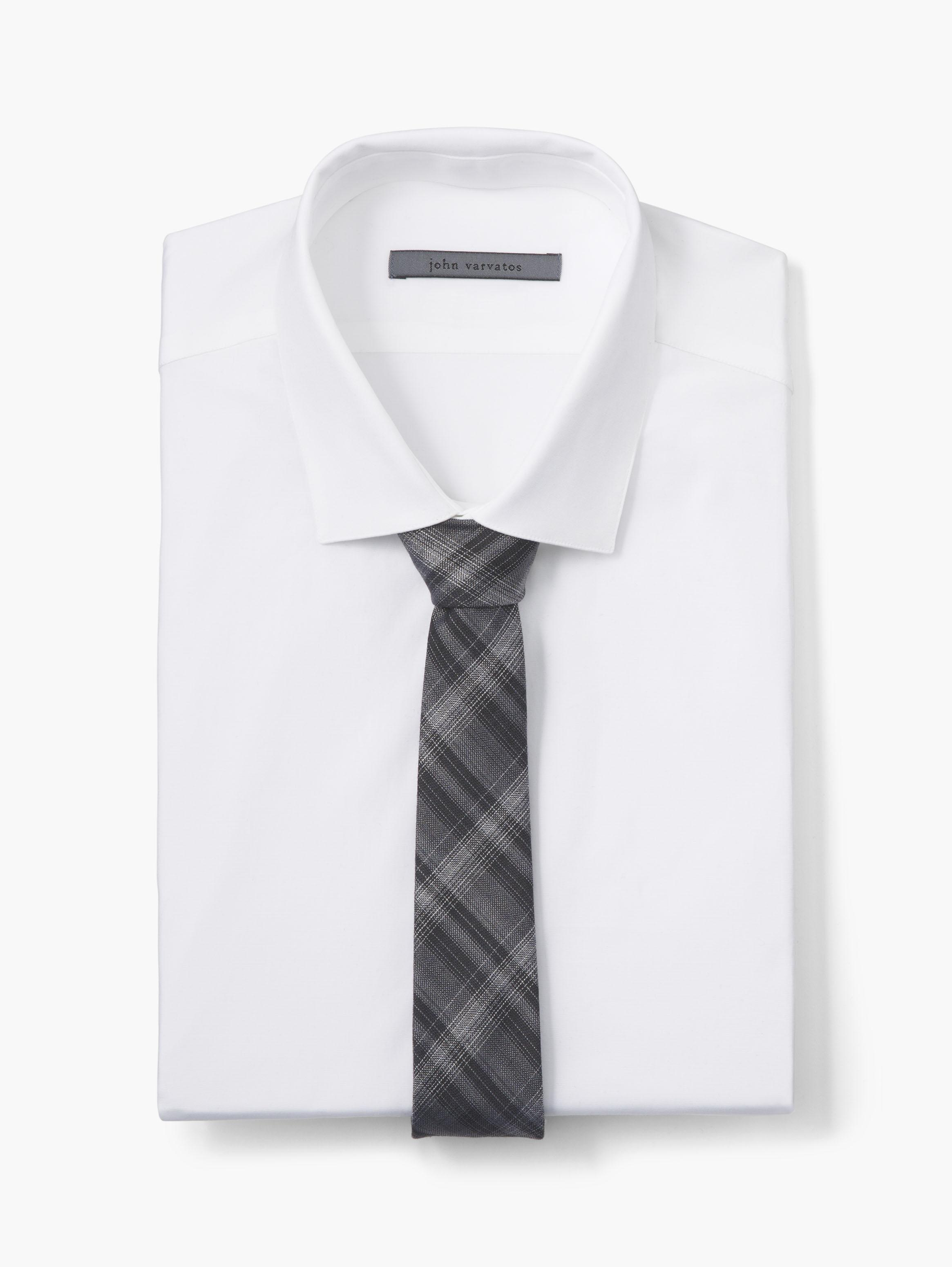 Collection Skinny Patterned Tie