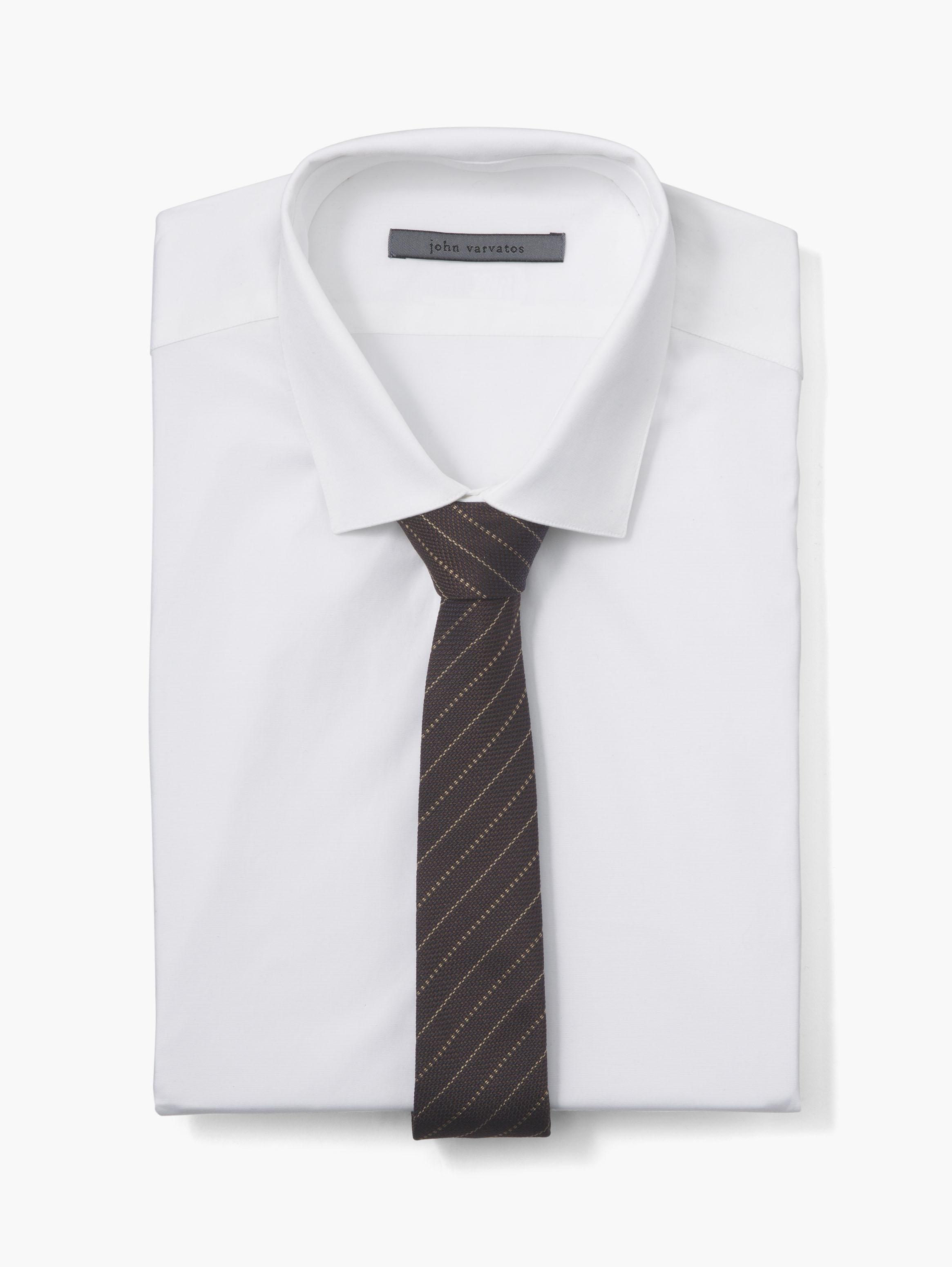 Collection Skinny Striped Tie