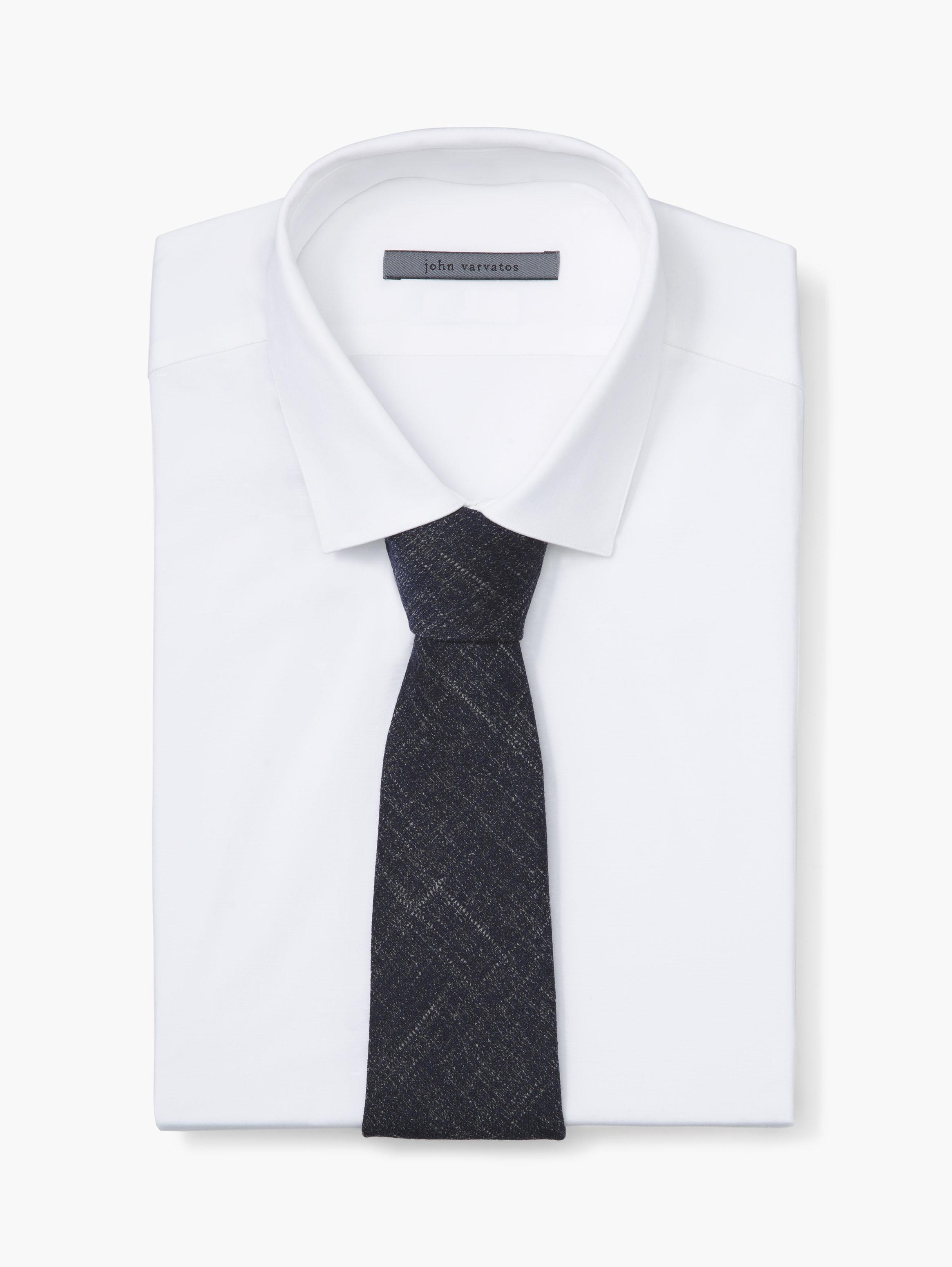 COLLECTION CLASSIC PATTEREND WEAVE TIE