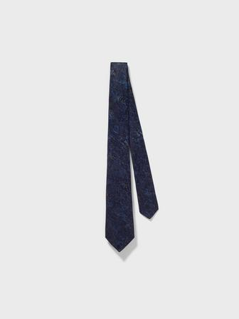 Multi Color Dots Soho Tie