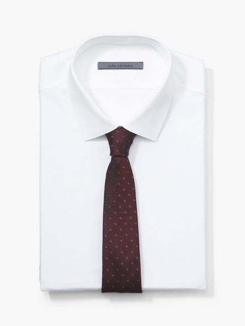 Silk Multi-Dotted Tie