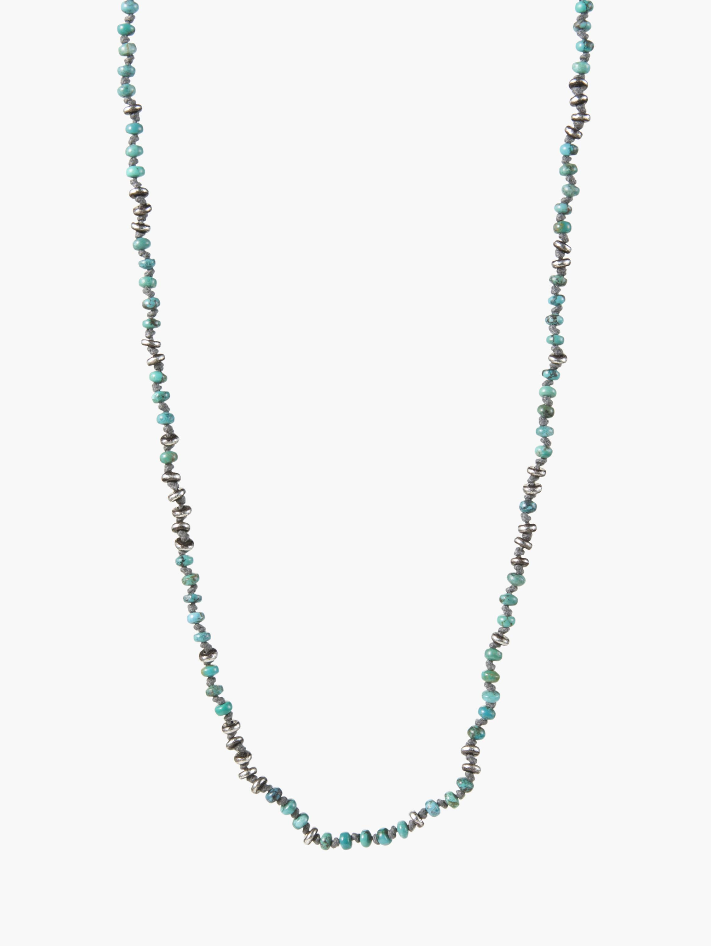 Three-Layer Templar Jointed Mini Gemstone Necklace